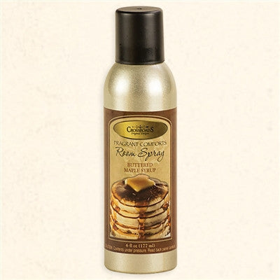 Buttered Maple Syrup 6 oz. Room Spray