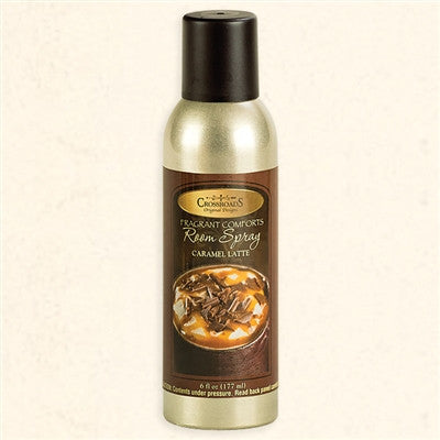 Caramel Latte 6 oz. Room Spray