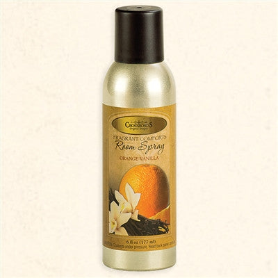 Orange Vanilla 6 oz. Room Spray