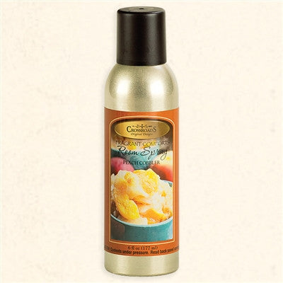 Peach Cobbler 6 oz. Room Spray