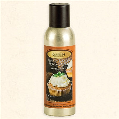 Pumpkin Spice 6 oz. Room Spray