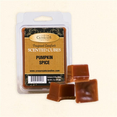 Pumpkin Spice Scented Cubes