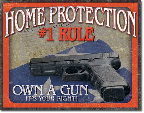 Home Protection - #1 Rule
