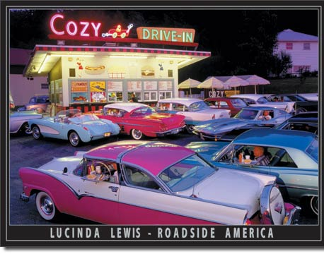 Lewis - Cozy Drive In