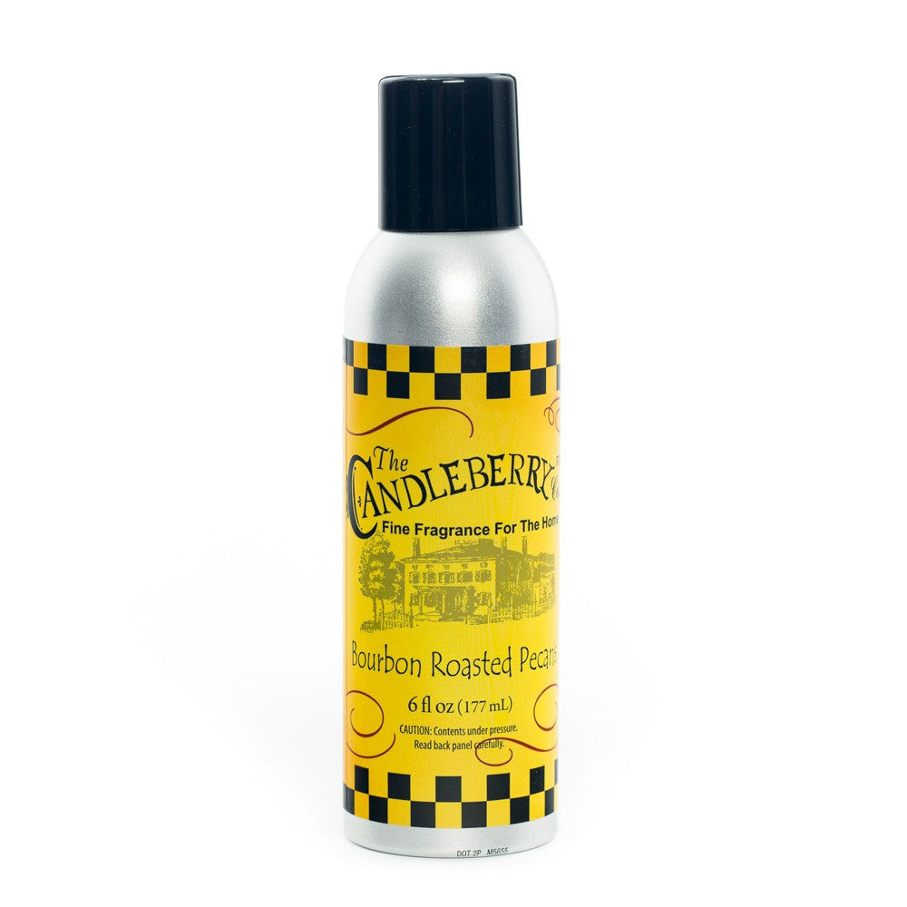 Bourbon Roasted Pecans Room Spray