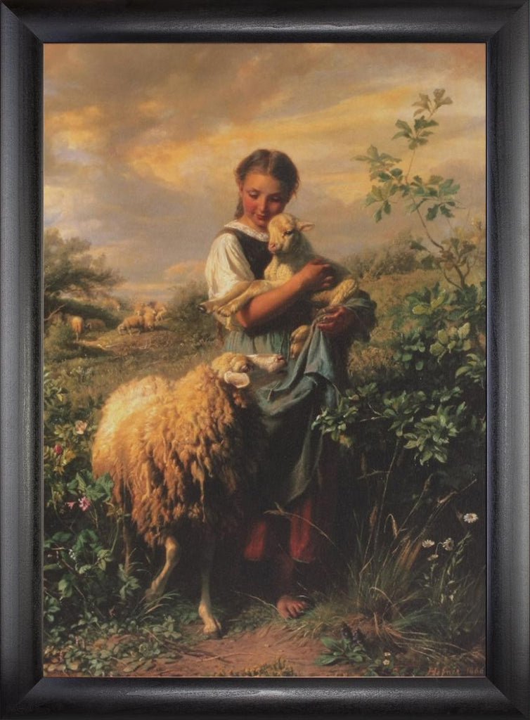 Young Shepherdess