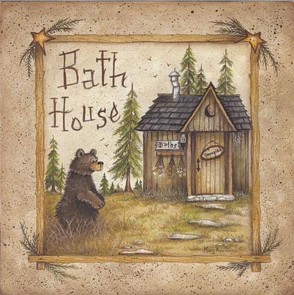 Bear - Bath House