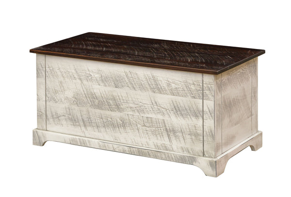 Blanket Chest-Four Sided