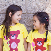 Children's Senhoa Bear Shirt