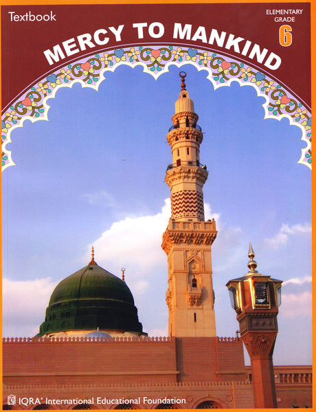 Mercy to Mankind Madina Period Textbook - 6th Grade