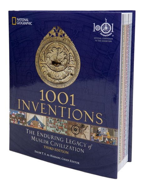 1001 Inventions The Enduring Legacy of Muslim Civilization (Limited Edition)