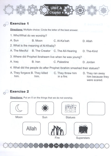 I Love Islam Workbook Level 2