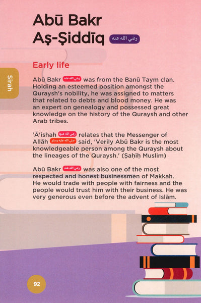 An Nasihah Islamic Curriculum Coursebook 6 (Boys)