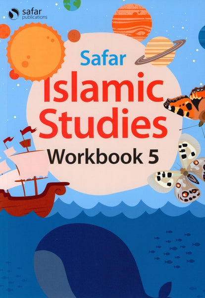 Safar Islamic Studies Workbook 5