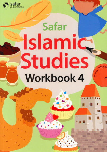 Safar Islamic Studies Workbook 4
