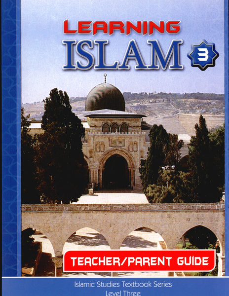Learning Islam Teacher Book Level 3 (8th Grade)
