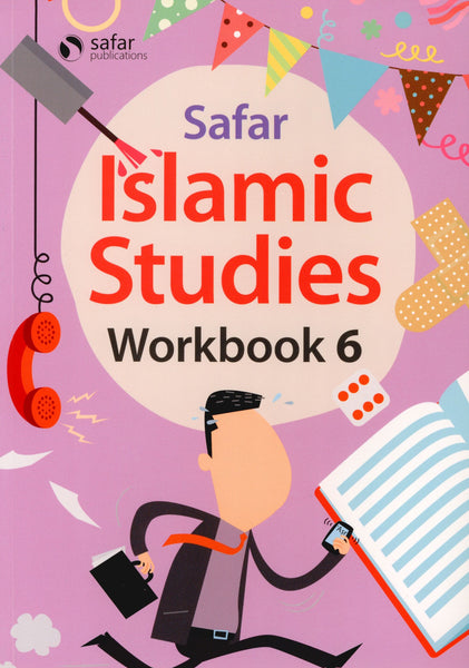 Safar Islamic Studies Workbook 6