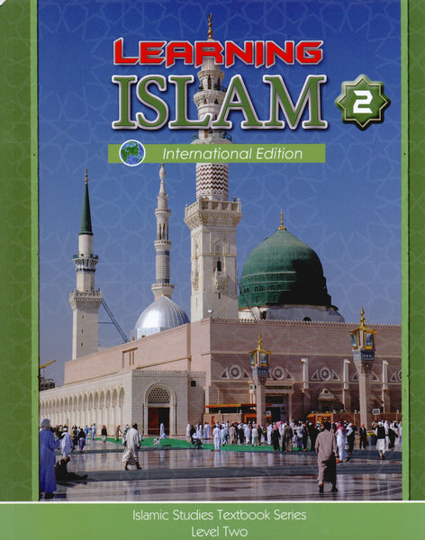 Learning Islam Textbook Level 2 (7th Grade)