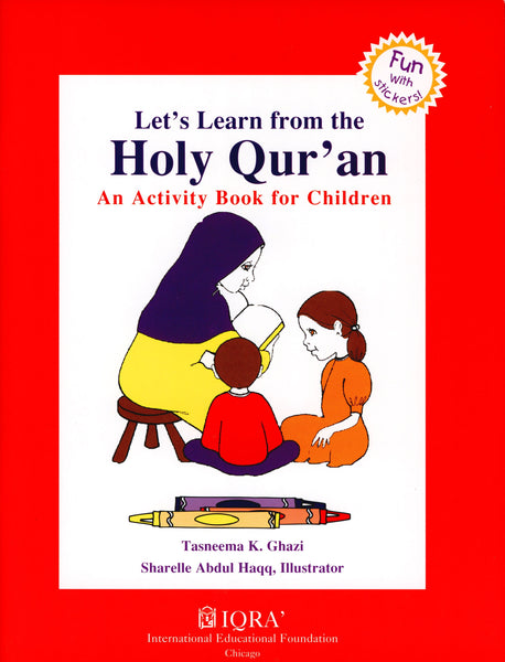 Let's Learn From The Holy Qur'an