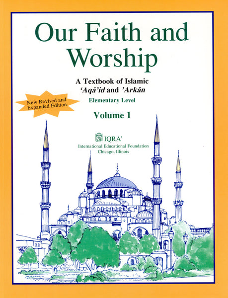 Our Faith and Worship Textbook Volume 1