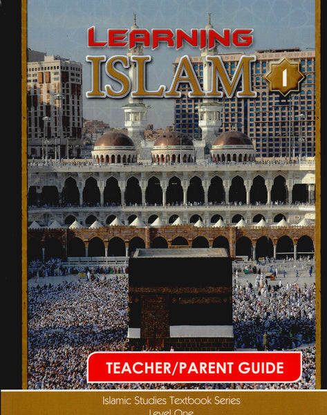 Learning Islam Teacher Book Level 1 (6th Grade)