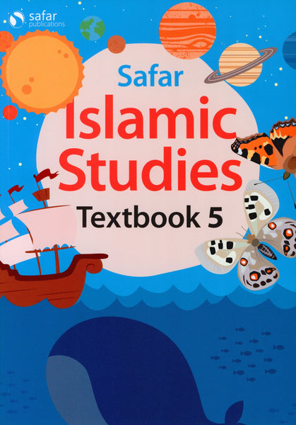 Safar Islamic Studies Textbook 5