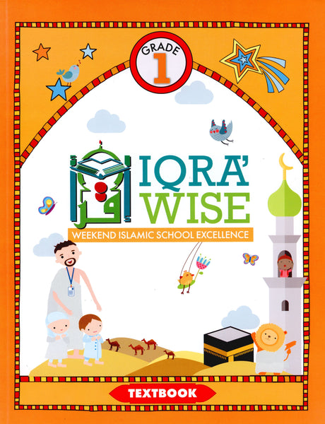 IQRA' WISE Textbook 1st Grade