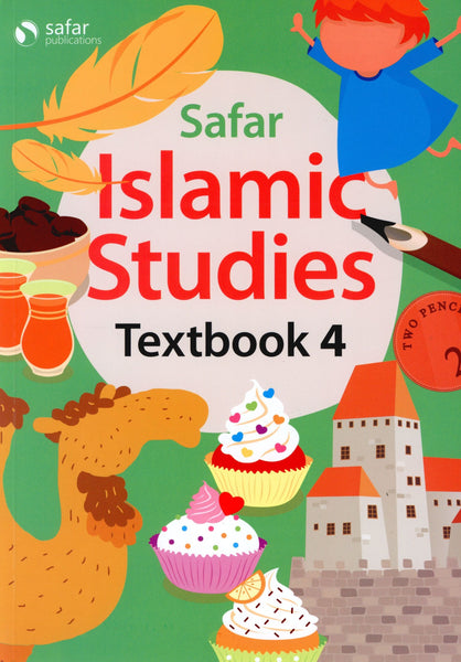 Safar Islamic Studies Textbook 4