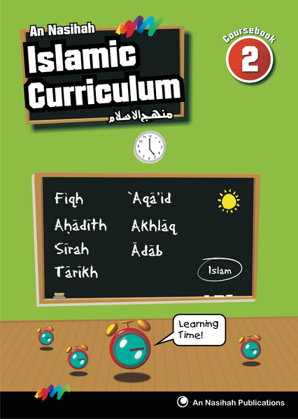 An Nasihah Islamic Curriculum Coursebook 2