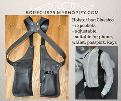 Double Hoster Bag Classico