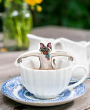 Tea Bag Heroes: Tea with Cat!