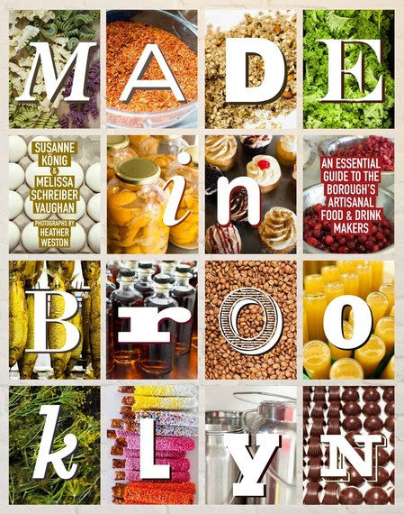 Made in Brooklyn Book