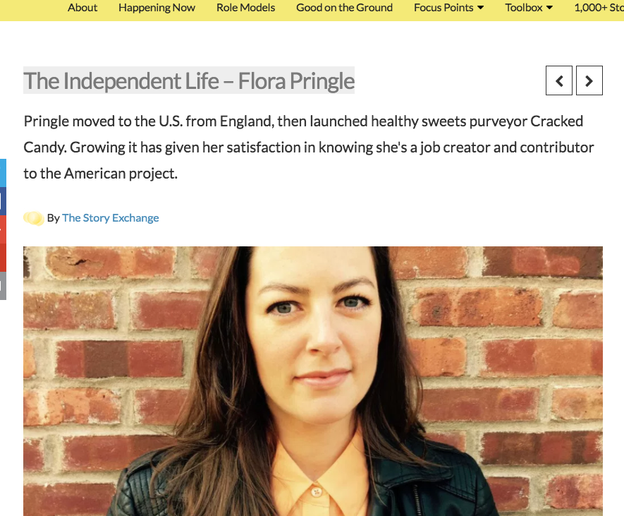 The Story Exchange: The Independent Life