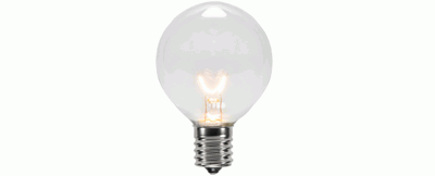 G50 Patio Light Bulbs