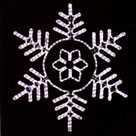"35.5"" LED Snowflake 
