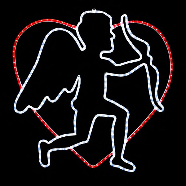 Cupid in Heart | All American Christmas Co