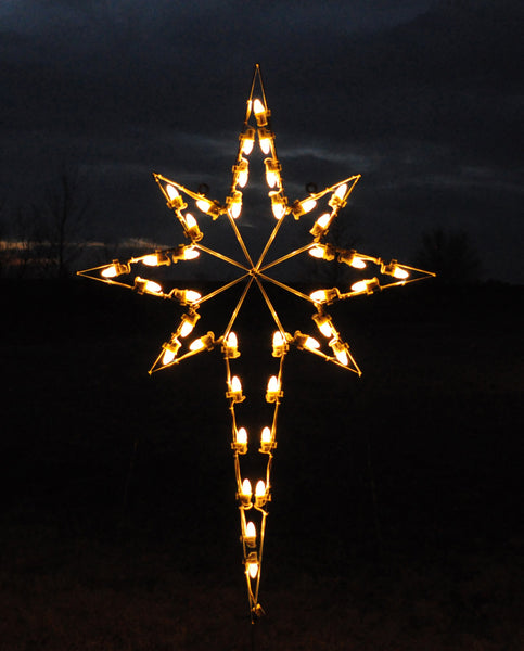 Hanging Large Star of Bethlehem