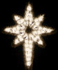 Hanging Star of Bethlehem with Garland | All American Christmas Co