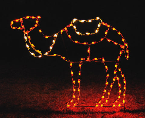 Standing Camel | All American Christmas Co