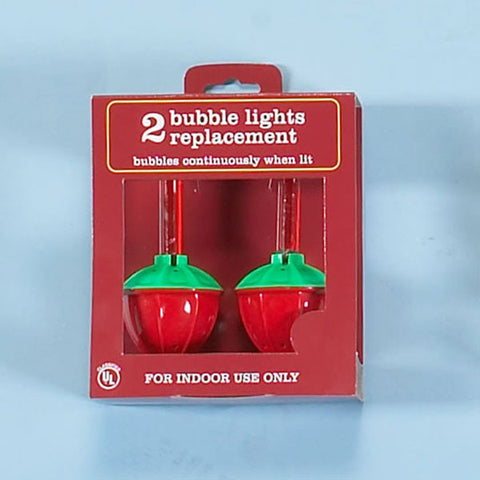 Bubble Lights - 2 Pack