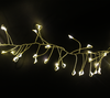 Ultra Thin LED Fairy Lights - 300 count - Warm White - Twinkle
