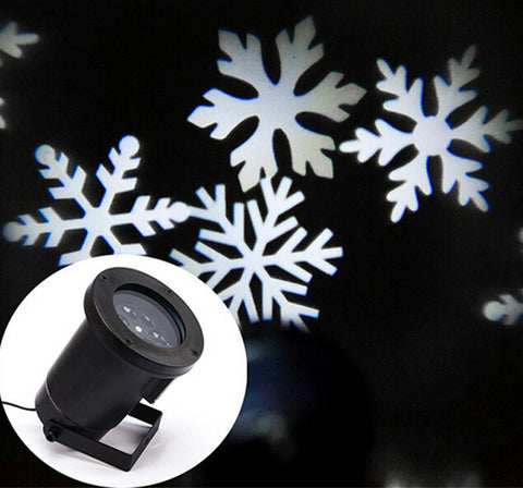 Snowflake Motion Projector | All American Christmas Co