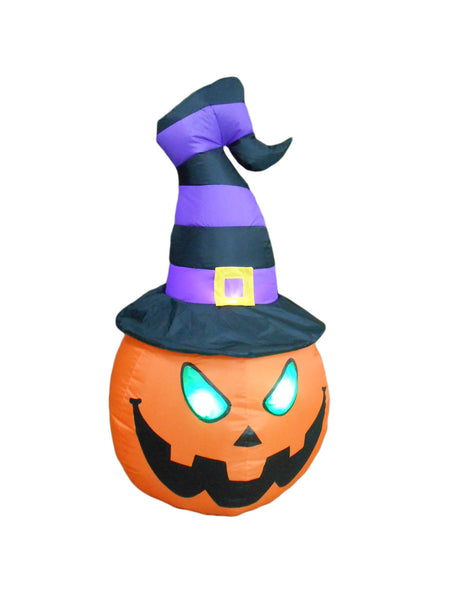 Pumpkin Head Monster Inflatable | All American Christmas Co