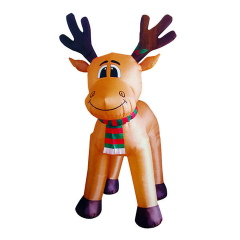 Reindeer Inflatable | All American Christmas Co