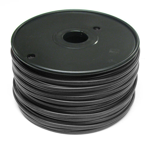 250' Bulk Wire Spool - Black Wire - SPT-2 | All American Christmas Co
