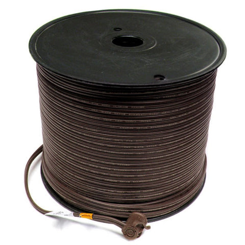 500' Bulk Wire Spool - Brown Wire - SPT-2