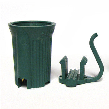 C9 Replacement Sockets - Green - SPT-2 | All American Christmas Co