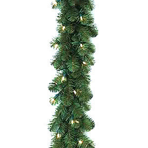 "9' x 10"" Canadian Fir Garland 