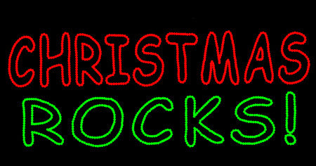 Christmas Rocks | All American Christmas Co