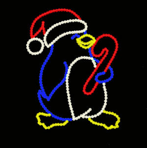 Chubby Penguin | All American Christmas Co